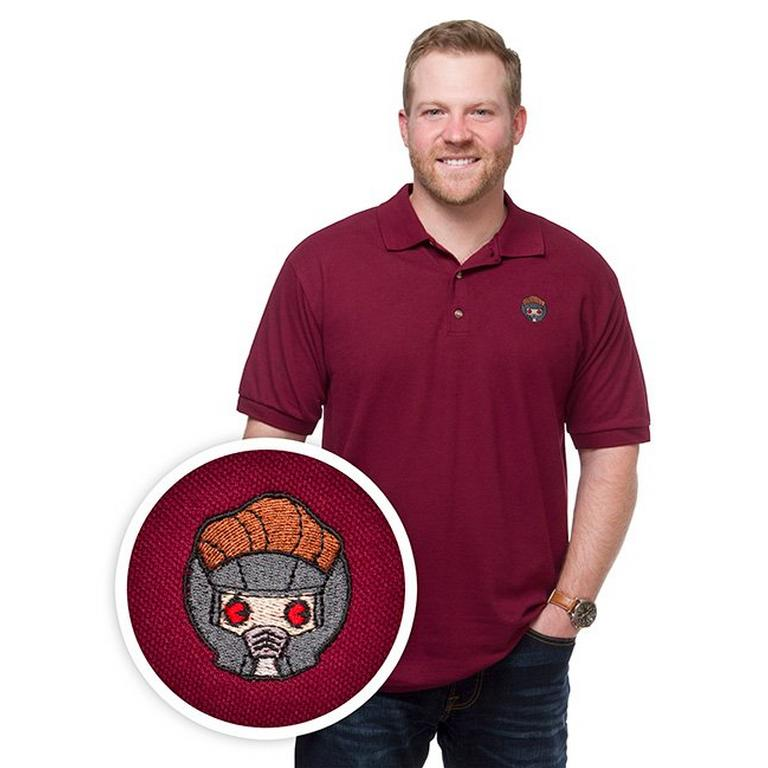 Marvel Star-Lord Kawaii Polo