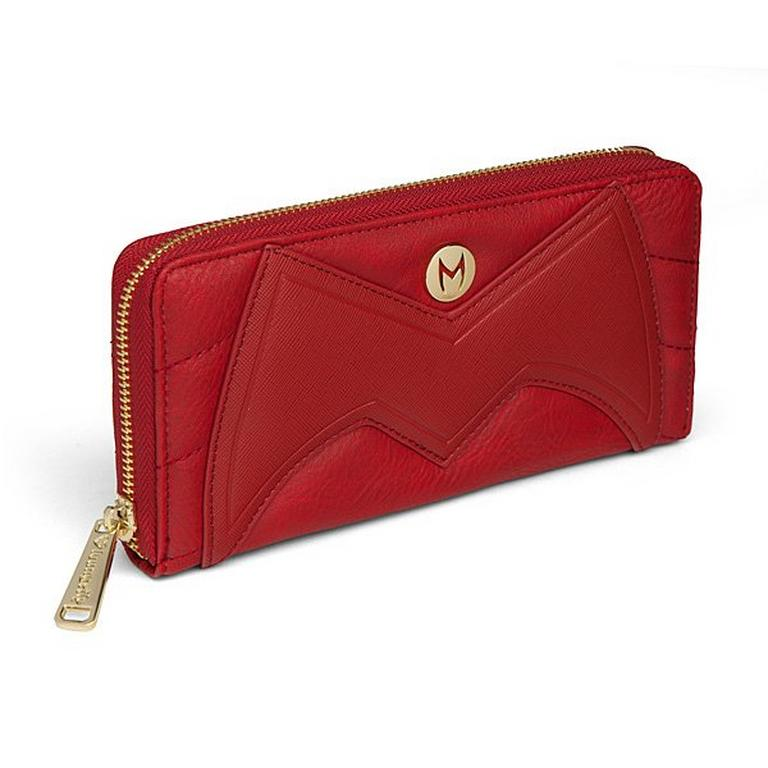 Marvel Scarlet Witch Vegan Leather Wallet