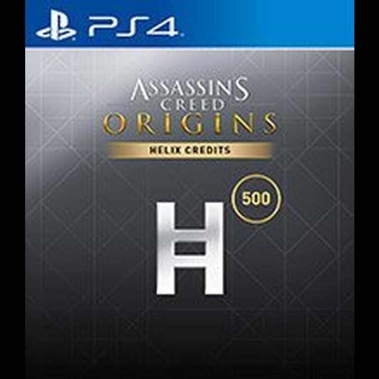 Assassin S Creed Origins Helix Credit 500 Playstation 4 Gamestop