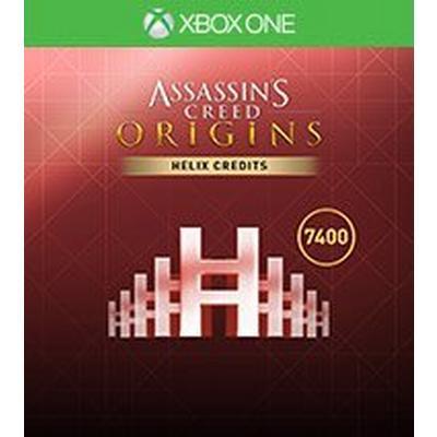Assassin's Creed: Origins Helix Credit - 7400