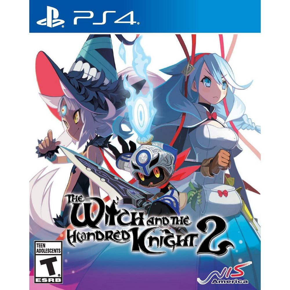 The Witch and the Hundred Knight 2   PlayStation 4   GameStop
