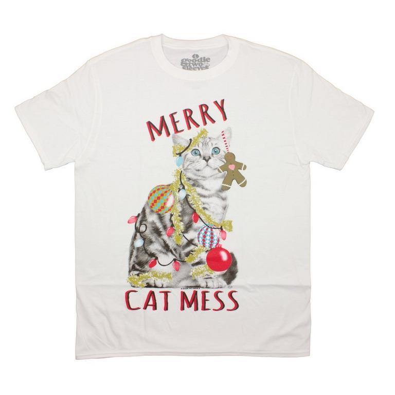 Merry Cat Mess T-Shirt