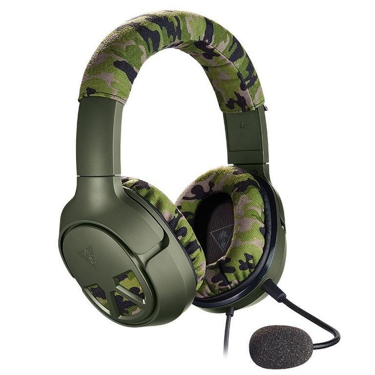 Xbox One Ear Force Recon Camo Wired Gaming Headset