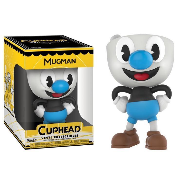 Vinyl Figure: Cuphead Mugman