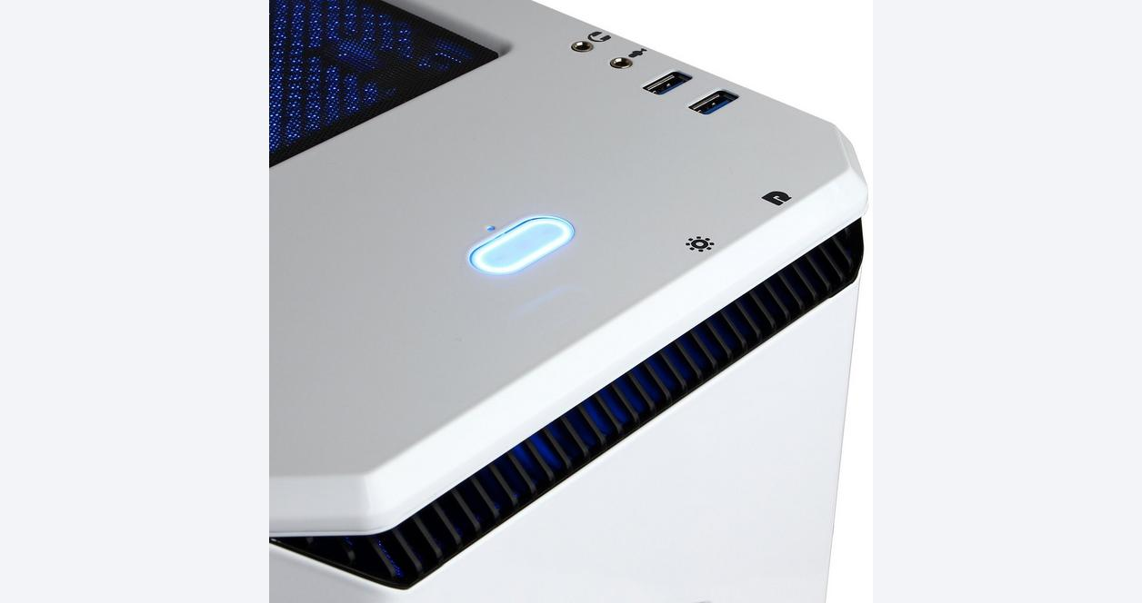 CYBERPOWERPC Gamer Xtreme Liquid Cool GLC5200CPG with Intel i7-8700K 3.7GHz Gaming Computer