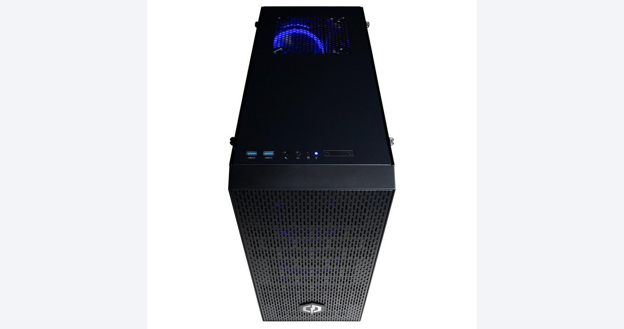 CYBERPOWERPC Gamer Supreme Liquid Cool SLC8760CPG with Intel i7-8700K 3.7GHz Gaming Computer