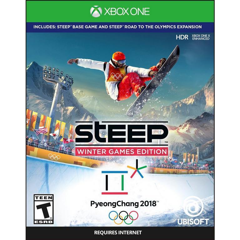 Steep Winter Games Edition