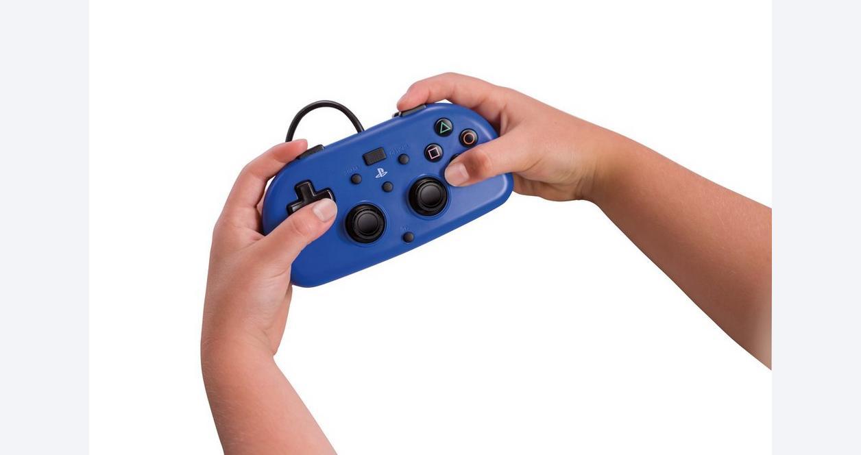 Mini Wired Gamepad - Blue