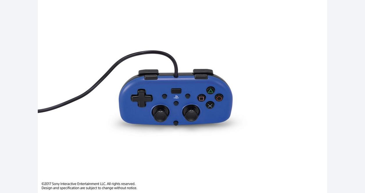 Mini Wired Gamepad for PlayStation 4