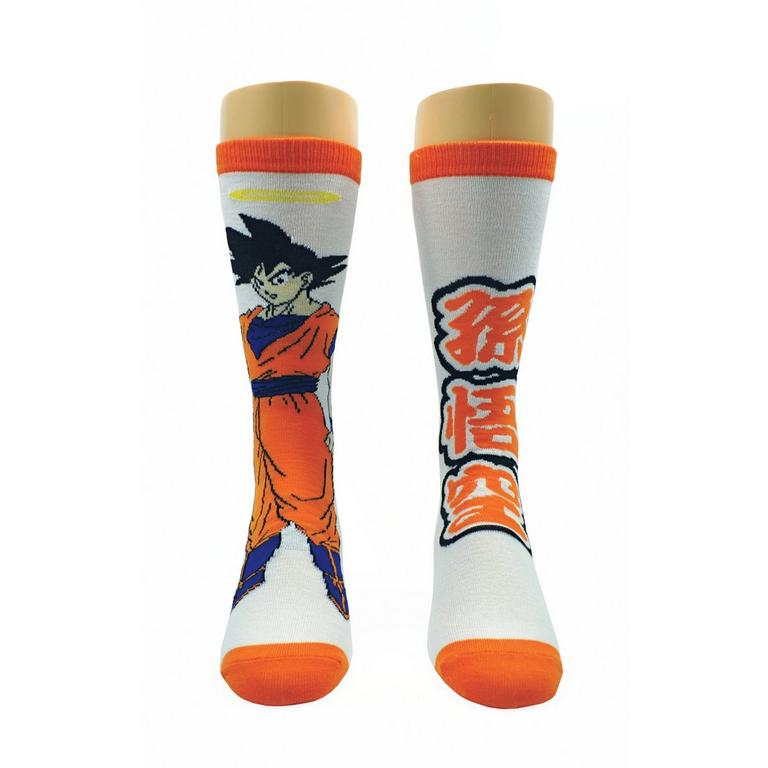 Dragon Ball Z Socks 2 Pack Only at GameStop