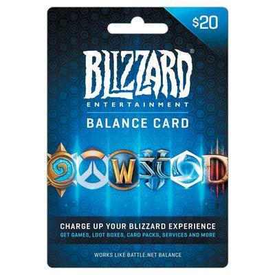 Blizzard Balance $20