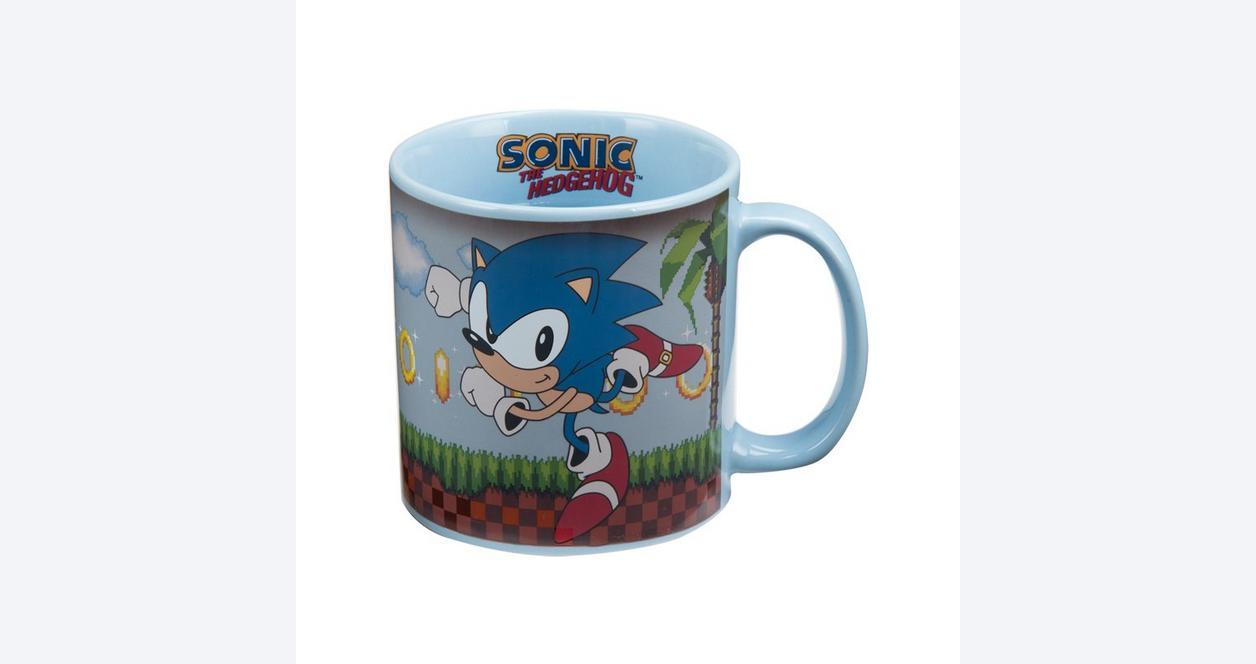 Sonic the Hedgehog 20oz Heat Changing Mug