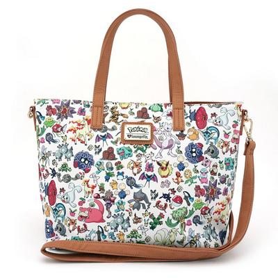 Pokemon Original 151 All-Over-Print Tote Bag