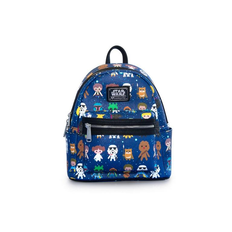 Star Wars Chibi Character Mini Backpack