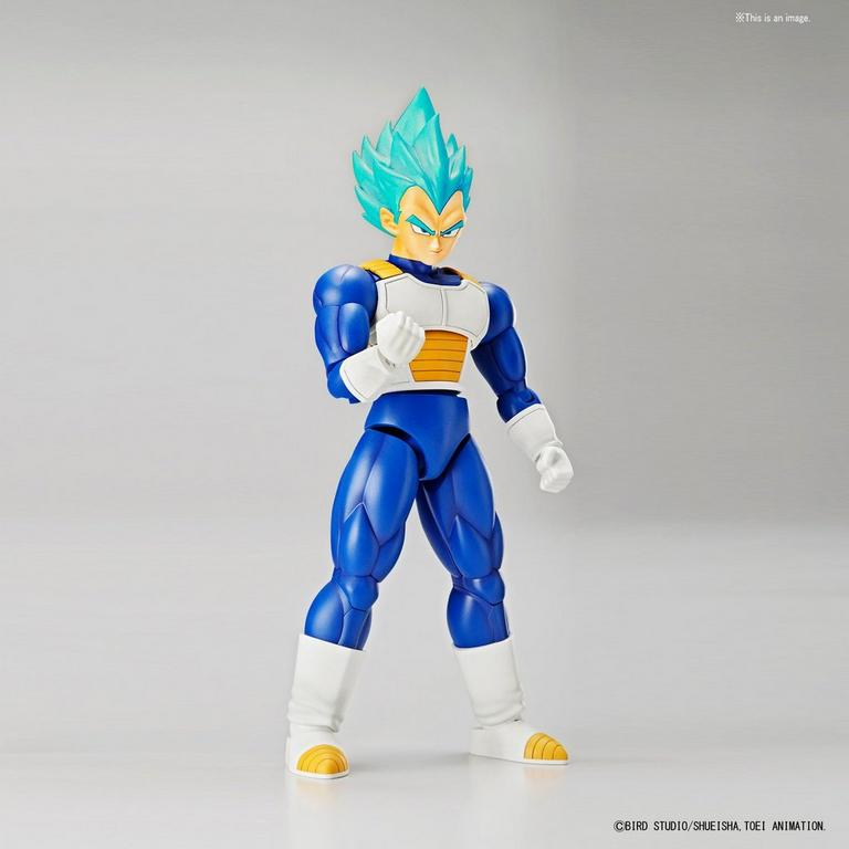 Figure-Rise Standard SSGSS Vegeta Dragon Ball Super Model Kit