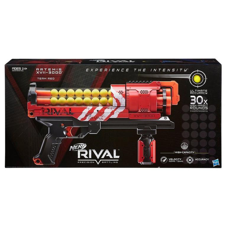 Nerf Rival Artemis XVII 3000 - Red