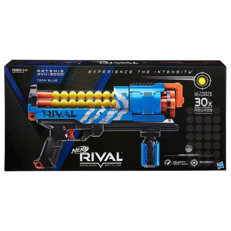Nerf Rival Artemis XVII-3000 Team Blue Blaster