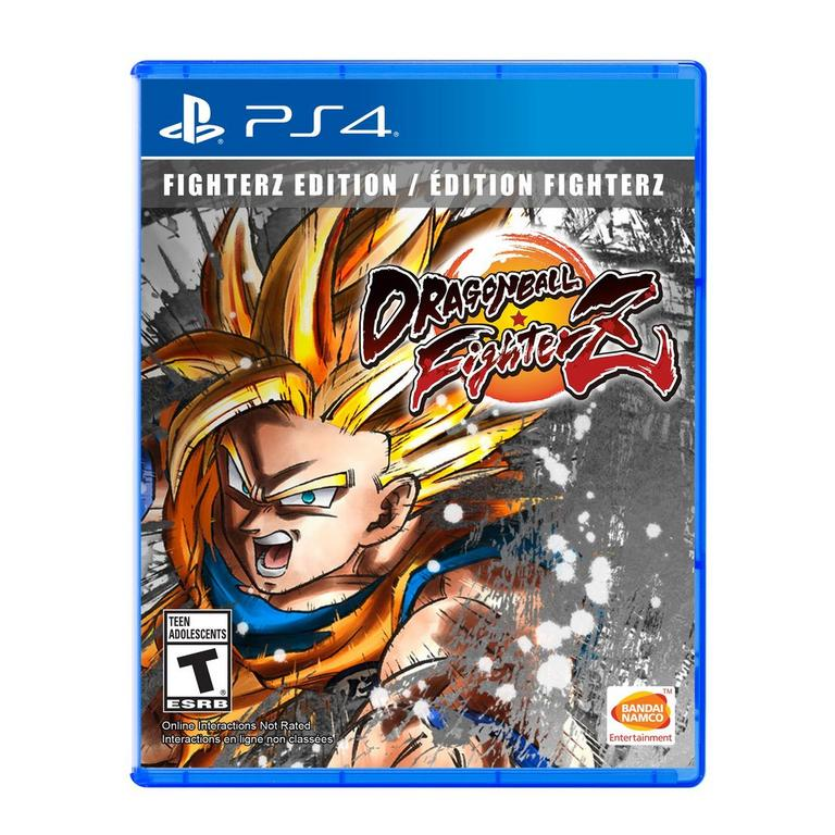 DRAGON BALL FighterZ Fighterz Edition Only at GameStop | PlayStation 4 |  GameStop