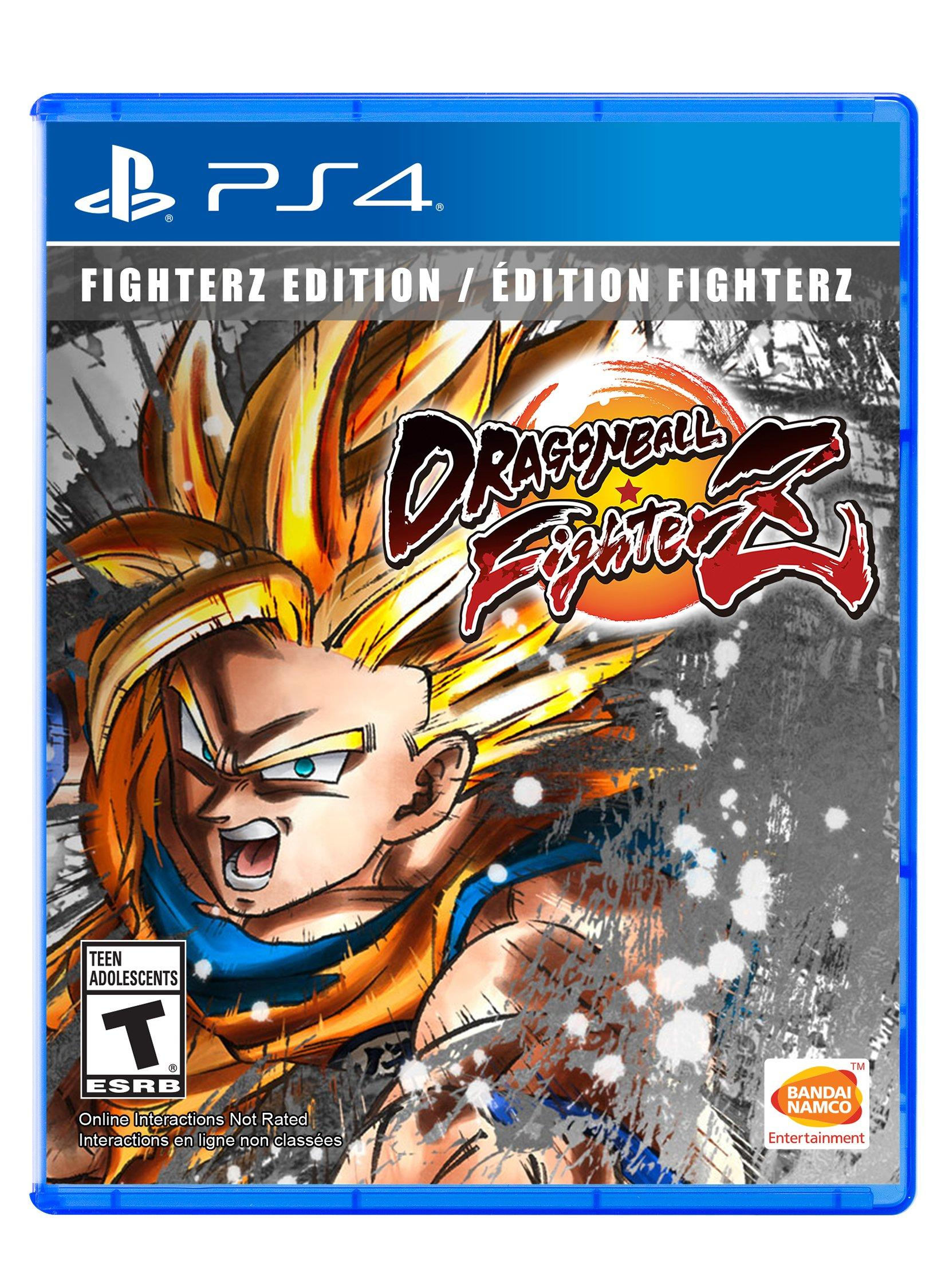 DRAGON BALL FighterZ Fighterz Edition Only at GameStop ...