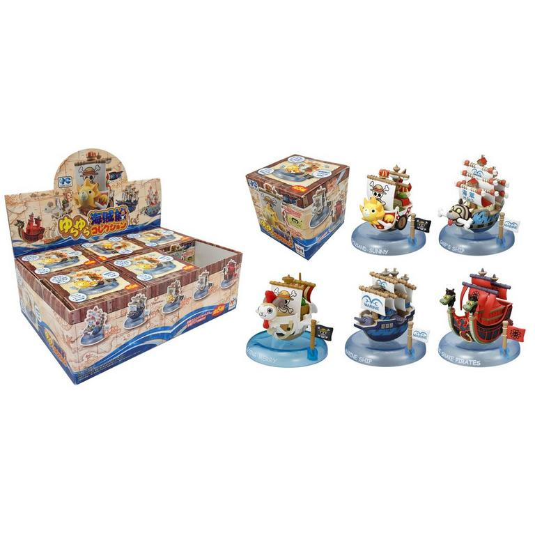One Piece Pirate Ship Blind Box Series 1