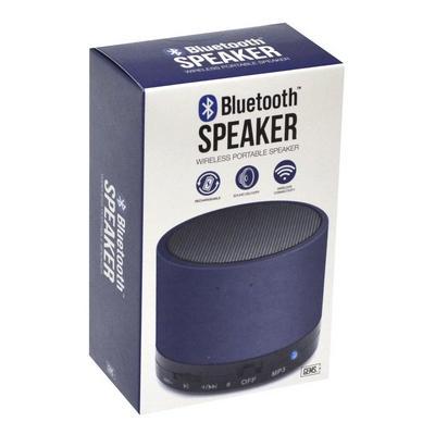 Blue Bluetooth Portable Speaker