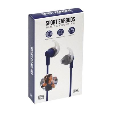 Blue Sport Earbuds
