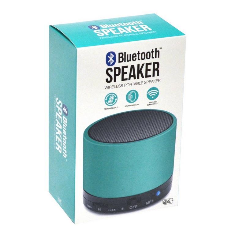 Bluetooth Portable Speaker - Teal
