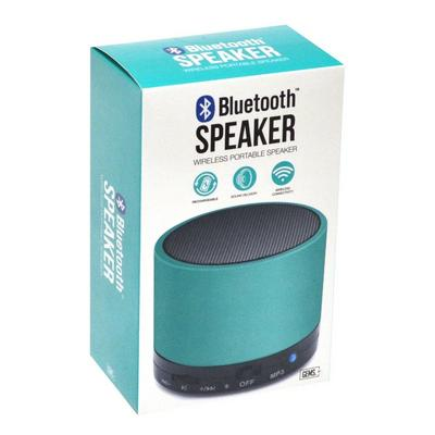 Teal Bluetooth Portable Speaker