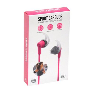 Pink Sport Earbuds