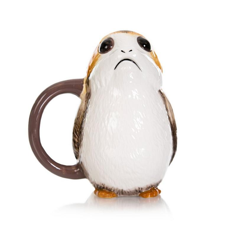 Star Wars The Last Jedi Porg Premium 20 oz. Sculpted Ceramic Mug
