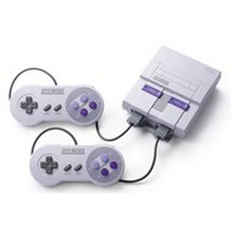 Super NES Classic Edition - GameStop Refurbished