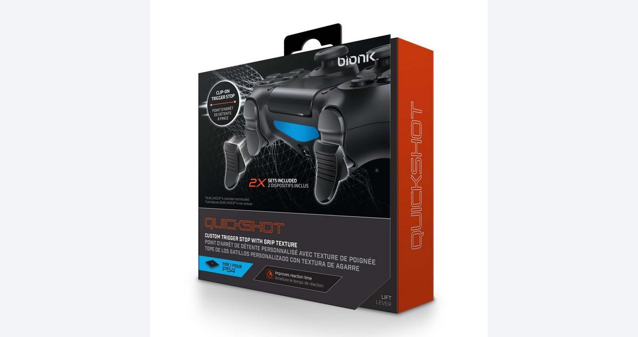 PlayStation 4 Quickshot Controller Kit