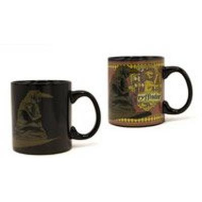 Harry Potter Gryffindor Heat Change Mug