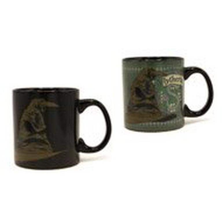 Harry Potter Slytherin Heat Change Mug