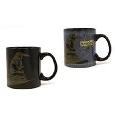 Harry Potter Ravenclaw 20oz. Ceramic Heat Reveal Mug