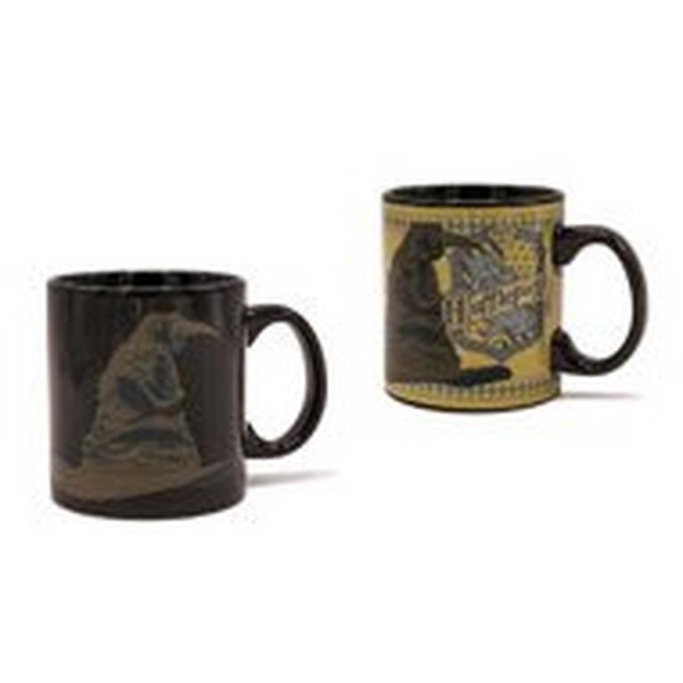 Harry Potter Hufflepuff Heat Change Mug
