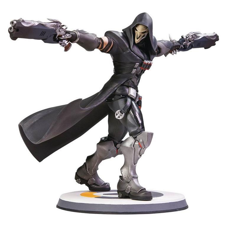 Overwatch Reaper Statue
