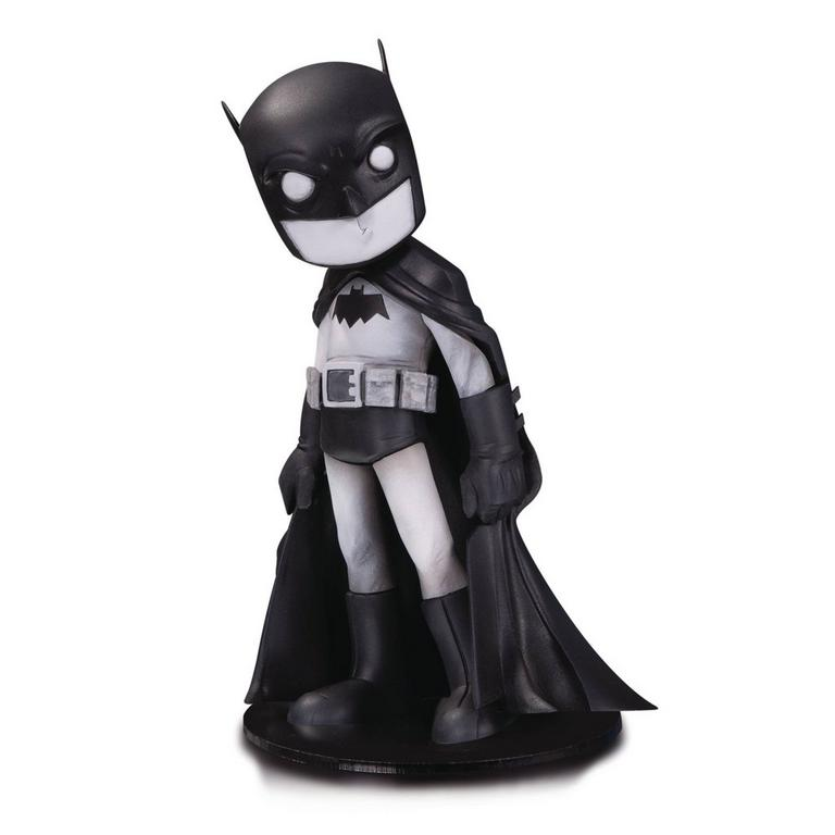 Batman by Chris Uminga Black and White DC Artists Alley Statue