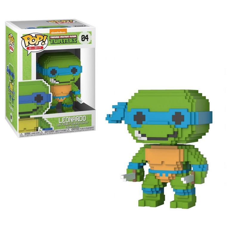 POP! 8-Bit: Teenage Mutant Ninja Turtles - Leonardo