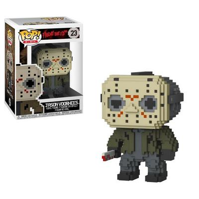 POP! 8-Bit: Friday the 13th - Jason Voorhees