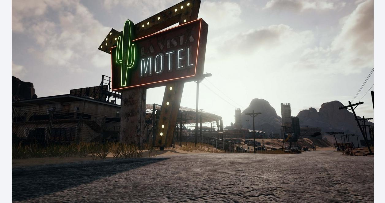 PLAYERUNKNOWN'S BATTLEGROUNDS - Game Preview Edition