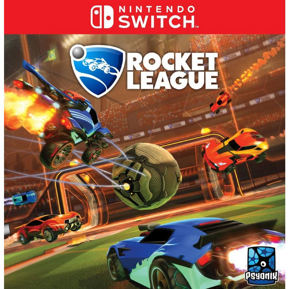 Rocket League | Nintendo Switch | GameStop