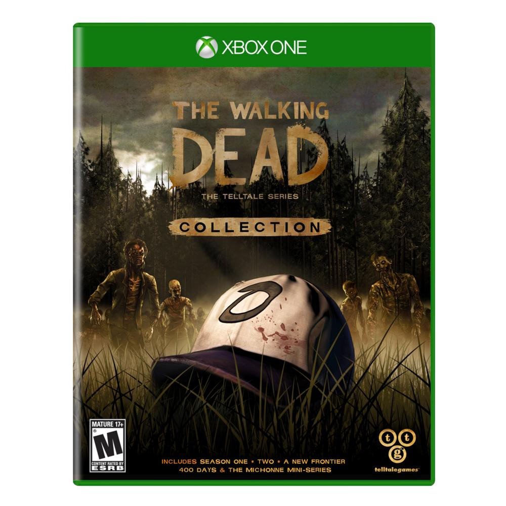. The Walking Dead  A Telltale Series Collection   Xbox One   GameStop