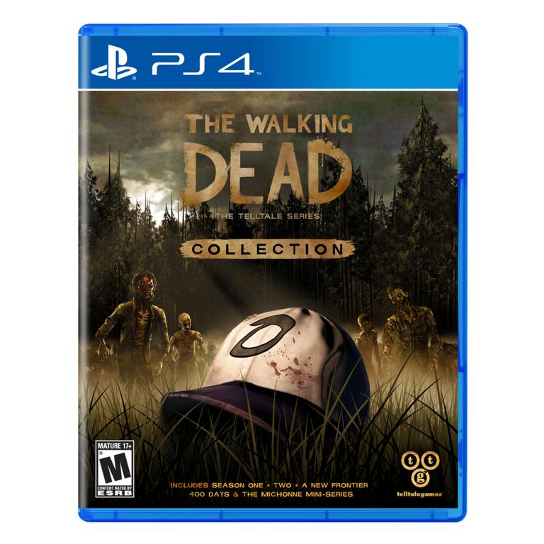 The Walking Dead: A Telltale Series Collection