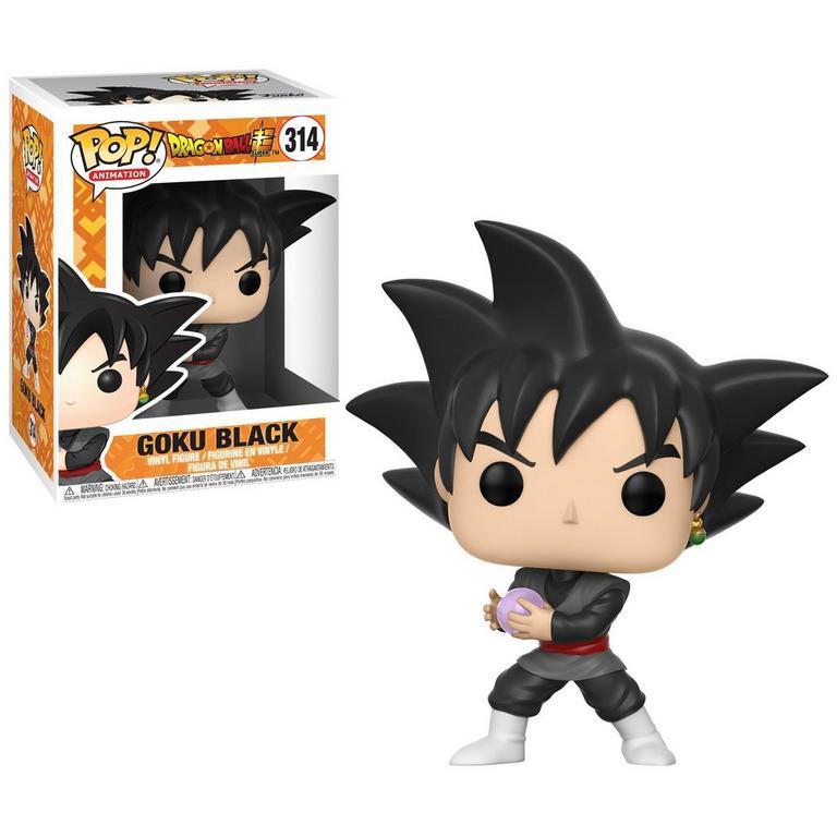 POP! Anime: Dragon Ball Super - Goku Black