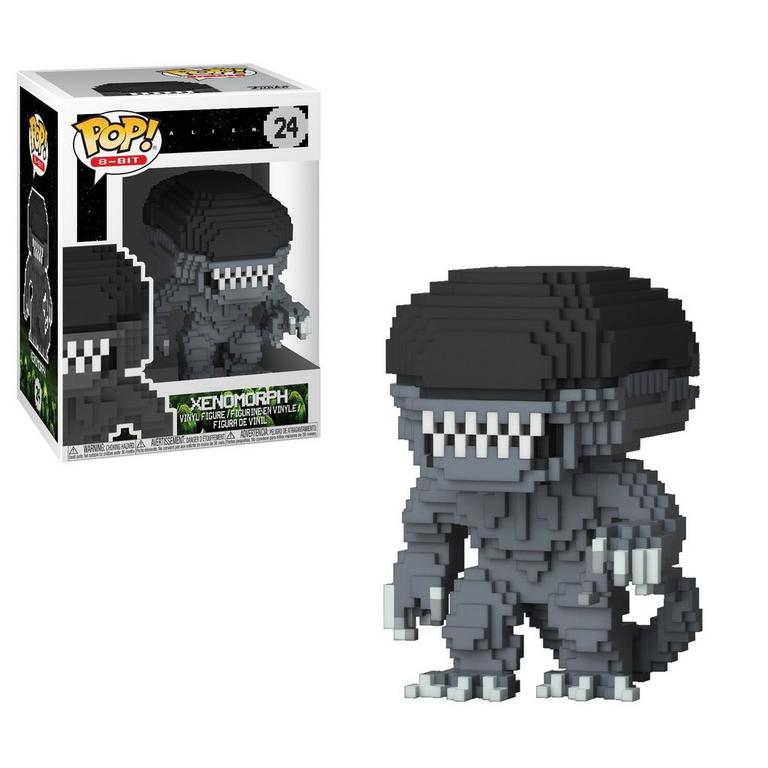 POP! 8-Bit: Alien Xenomorph