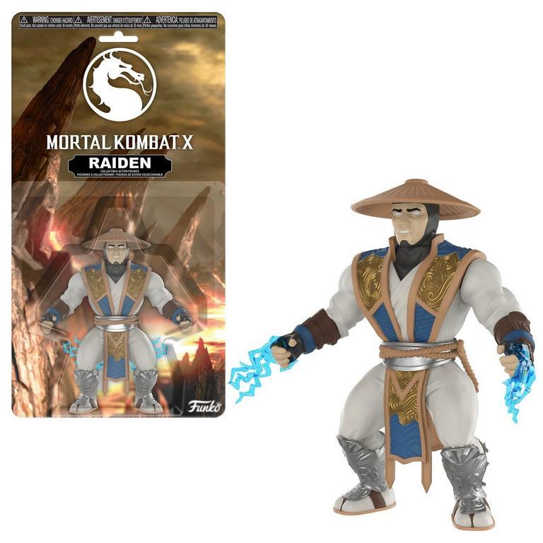 Mortal Kombat X - Raiden Action Figure