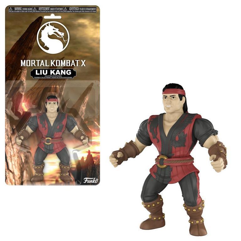 Mortal Kombat X Action Figure - Liu Kang