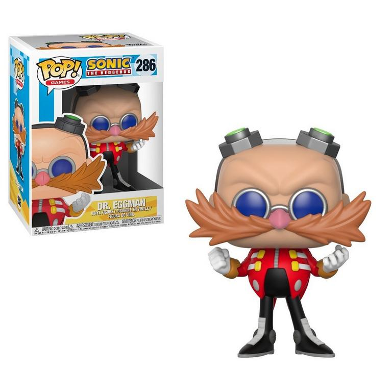 POP! Games: Sonic The Hedgehog - Dr. Eggman