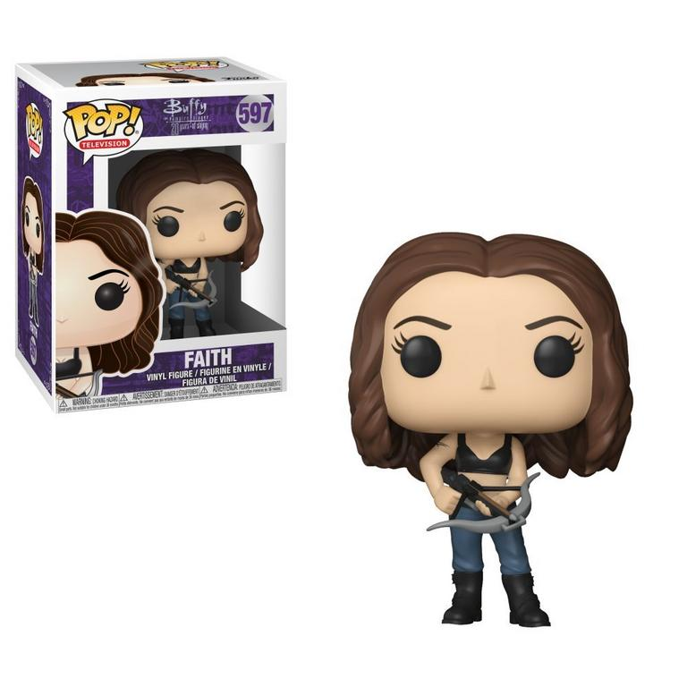 POP! TV: Buffy The Vampire Slayer 20th - Faith